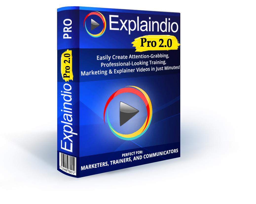 Explaindio 2.0 review